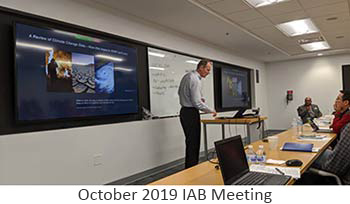 October 2019 IAB Meeting